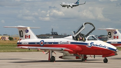 114174 - Canadair CT-114 Tutor - Canada - Royal Air Force