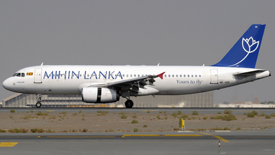 4R-ABE - Airbus A320-231 - Mihin Lanka