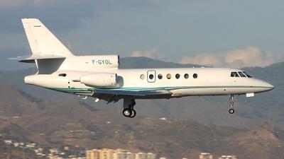 F-GYOL - Dassault Falcon 50 - Dassault Aviation