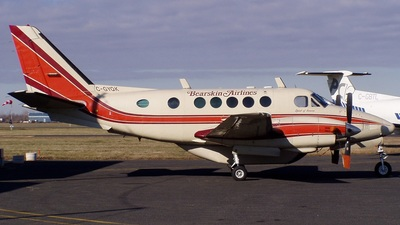 A picture of CGYQK - Beech A100 King Air - Thunder Airlines - © Marian Musil