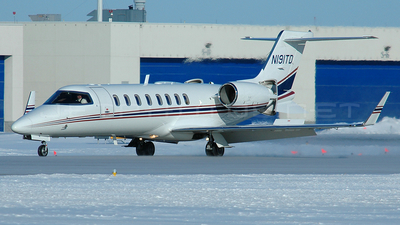N191TD - Bombardier Learjet 45 - Private