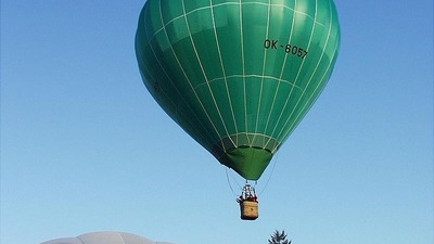OK-6057 - Hot air baloon - Unknown