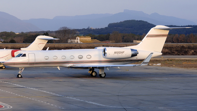 N100HF - Gulfstream G-IV(SP) - Private