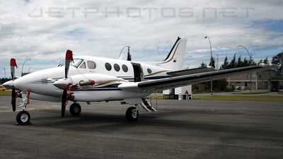 YV218T - Beechcraft C90B King Air - Private