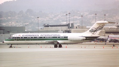 N941F - McDonnell Douglas DC-9-33(RC) - Evergreen International Airlines