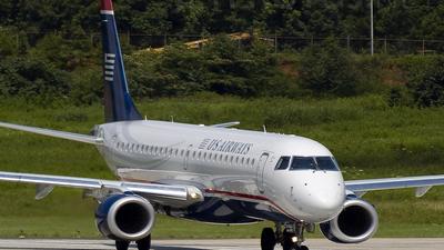 N968UW - Embraer 190-100IGW - US Airways