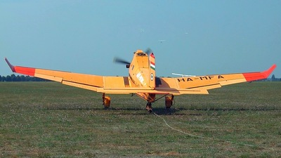 HA-MFA - Zlin Z-137T Agro Turbo - Air Patrol