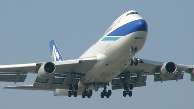 JA8194 - Boeing 747-281F(SCD) - Nippon Cargo Airlines (NCA)