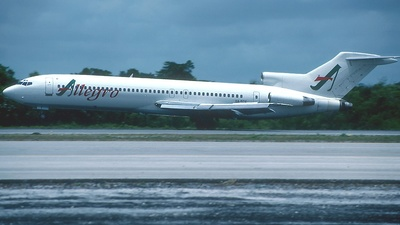 XA-TCX - Boeing 727-225(Adv) - Allegro Air