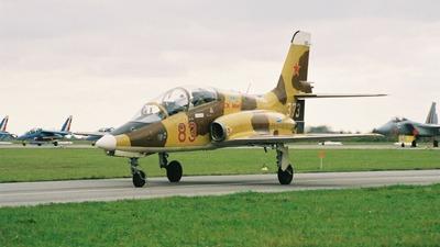 83 - Mikoyan-Gurevich MiG-AT - Russia - Air Force