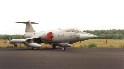 MM6812 - Lockheed F-104S ASA-M Starfighter - Italy - Air Force