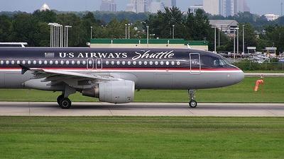 N106US - Airbus A320-214 - US Airways Shuttle