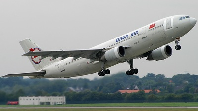 TC-ONK - Airbus A300B4-103 - Onur Air