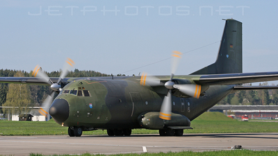 50-56 - Transall C-160D - Germany - Air Force