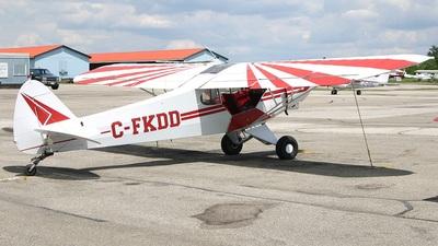 A picture of CFKDD - Piper PA18150 - [187509015] - © Ian Duke