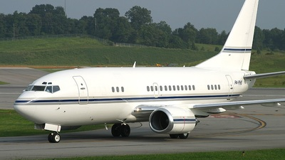 P4-PHS - Boeing 737-53A - Private