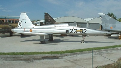 23-62 - Northrop F-5 - Untitled