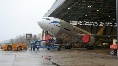 N813FD - Airbus A310-324(F) - FedEx