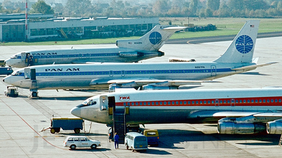 N897PA - Boeing 707-321B - Pan Am