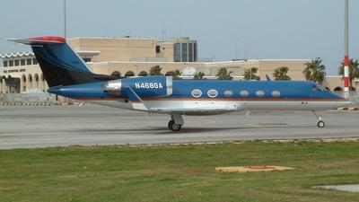 A picture of N468GA - Gulfstream G450 - [4368] - © Malcolm Bezzina