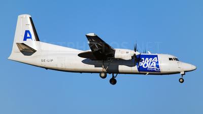 A picture of SELIP - Fokker 50(F) - Amapola Flyg - © Henrik Hedde