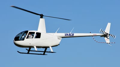 A picture of VHRCM - Robinson R44 - [1809] - © Lachlan Brendan