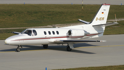 D-IEIR - Cessna 501 Citation SP - Reiker Air Service