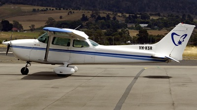 A picture of VHKSR - Cessna 172P Skyhawk - [17274704] - © AS