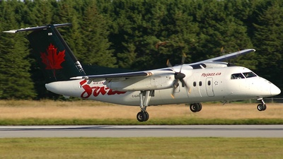 C-GJIG - Bombardier Dash 8-102 - Air Canada Jazz