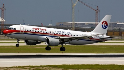 B-6006 - Airbus A320-214 - China Eastern Airlines