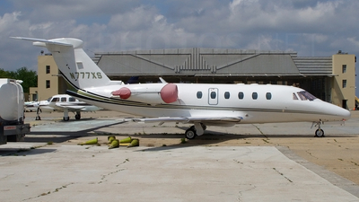 N777XS - Cessna 650 Citation III - Private