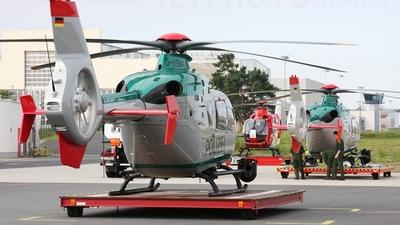 D-HSND - Eurocopter EC 135T2 - Germany - Police