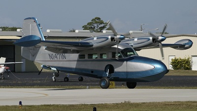 N1471N - Grumman G-44A Super Widgeon - Private