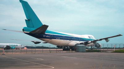 VP-BXC - Boeing 747-258B(SF) - Tesis Air Cargo