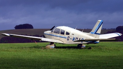 A picture of GMDAC - Piper PA28181 - [288290154] - © hjcurtis