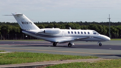 N1287D - Cessna 525B CitationJet 3 - Pacific Jet