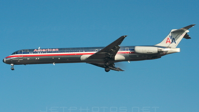 N287AA - McDonnell Douglas MD-82 - American Airlines