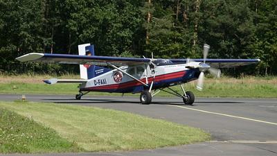 D-FAXI - Pilatus PC-6/B2-H2 Turbo Porter - Private