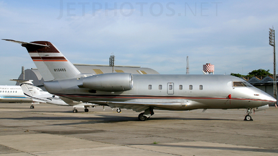 N134VS - Canadair CL-600-1A11 Challenger 600 - Private