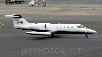 A picture of N17UF - Learjet 35A - [35258] - © Ricardo P Rodrigues