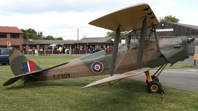 G-ANON - D.H.82A Tiger Moth - Private