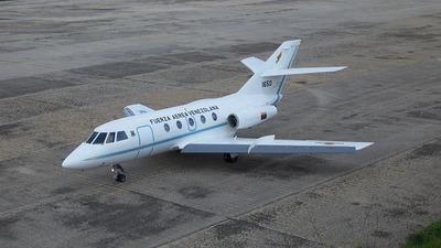 1650 - Dassault Falcon 20F - Venezuela - Air Force