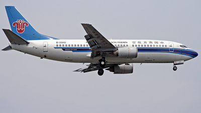 B-2910 - Boeing 737-3Y0 - China Southern Airlines