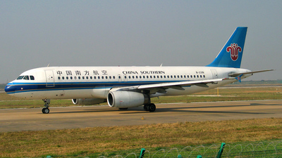 B-2391 - Airbus A320-232 - China Southern Airlines