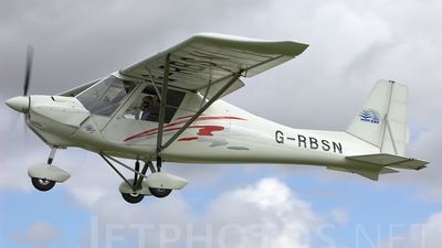 A picture of GRBSN - Ikarus C42 FB80 - [04076610] - © Oliver Holmes