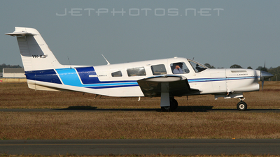 VH-KDF - Piper PA-32RT-300T Turbo Lance II - Private