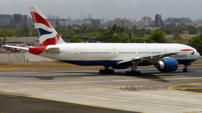 G-VIIV - Boeing 777-236(ER) - British Airways