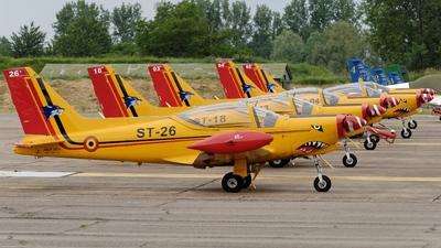 ST-26 - SIAI-Marchetti SF260M - Belgium - Air Force