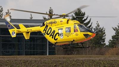 D-HBND - MBB BK117B-2 - ADAC Luftrettung