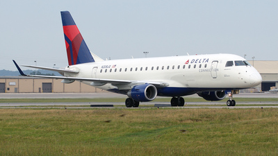 N209JQ - Embraer 170-200LR - Delta Connection (Shuttle America)